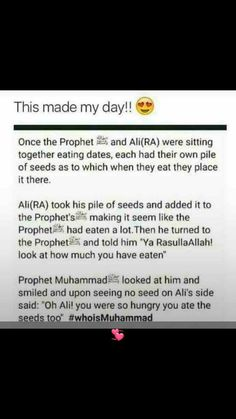 Subhaan Allah, who could have thought of this .other than our Beloved Prophet Muhammad (pbuh) Love him Always. Prophet Muhammad Quotes, Hadith Quotes, Quran Quotes Love, Quran Quotes Inspirational, Ali Quotes, Muslim Quotes, Religious Quotes, Islam Hadith, Allah Islam