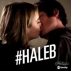 "S6 Ep6 ""No Stone Unturned"" - #Haleb is so HOT! ❤️‍ #PLL"