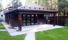 Gazebo, Outdoor Structures, Outdoor Decor, Home Decor, Homemade Home Decor, Kiosk, Interior Design, Home Interiors, Decoration Home
