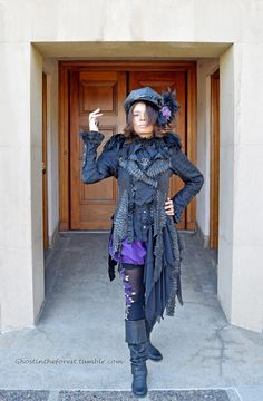 Dragon Slayer Ouji Coordinate from Day 2 of PMX