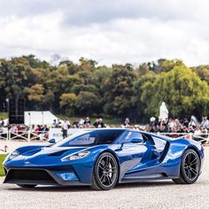 Wow 2016 #ford #gt how sick is this?!?! | : @k.vanc | follow @fine.autos • @fine.autos • @fine.autos