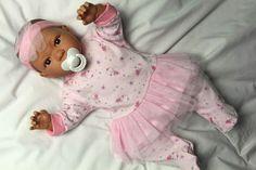 Baby Strampler 2 Teile Neugeborene Kopfband NEU  England Mode gr. 50/0-3 M/3-6