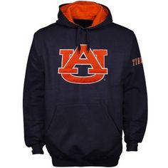 Auburn Tigers Navy Blue Classic Twill Hoodie Sweatshirt @Fanatics #FanaticsWishList