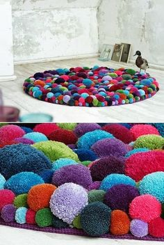 Adorable Pom Pom Decor Ideas That Will Brighten Up Your Day