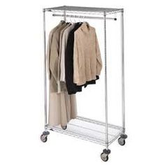 Metro® Commercial Garment Rack
