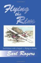 Flying the Rim, Edition with a Sequel--Flying to Alaska Fly App, Fear Of Flying, Get Over It, Alaska, How To Get, Gift, Gifts, Presents