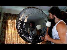 200cm 4 Elements Sacred Art Gong - YouTube
