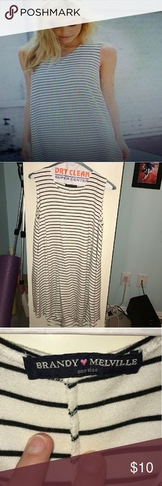 Brandy Melville dress This dress is in perfect condition Brandy Melville Dresses