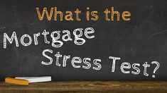 This animated video explains the mortgage stress test in Canada and how it impacts your ability to finance your home. Mujtaba Syed, Manager Mobile Mortgage S. Stress Tests, Home Buying, Canada, School
