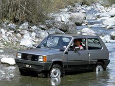 Fiat Panda 4x4 adorable
