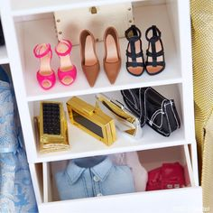 Pick a pair, it's #shoesday! #barbie #barbiestyle