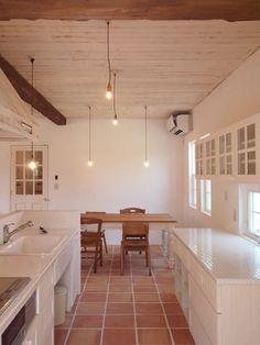 Kitchen Decor, House Design, Kitchen Dining, House Interior, Simple Kitchen, House, Kitchen Interior, Interior Architecture, Kitchen Dining Room