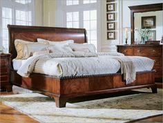 Kirschbaum schlafzimmer ~ Zirbenschlafzimmer und zirbenbett u epatriziau c mit gravur bett