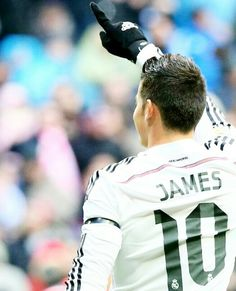 James #10 #footballislife