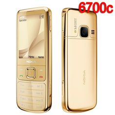 nokia 6700 classic gold sim free unlocked mobile phone beautiful rh pinterest com Nokia 6600 Classic Nokia 6600 Classic