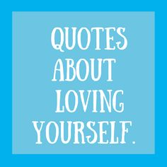 Love Yourself Quotes, Self Love Quotes, Live For Yourself, Camper Life, Life Is Good, Feelings, Reading, Life Is Beautiful, Reading Books