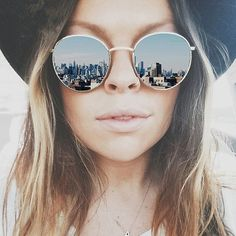 Vintage Brand Design Round Women Sunglasses Brand Designer 2016 Retro Mirror Sun Glasses For Female Lady Aviator Sunglass Women