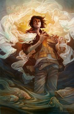 Cover Illustration - ImagineFX #106 by wylielise.deviantart.com on @deviantART