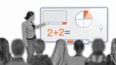 Interactive whiteboard software that puts the teacher back in the center - Gynzy