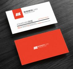 Realistic Business Card Mockup by @Graphicsauthor