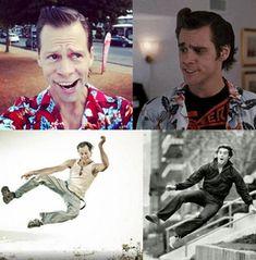 Jim Carrey Look A Like Garth van Rooyen Happy Pills, Jim Carrey, Good Vibes, Feel Good, Donald Trump, Laughter, Feelings, Memes, Meme