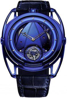De Bethune Dress watches DB28 Kind of Blue Tourbillon DB28TBRBN / S