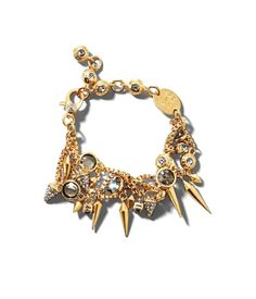 STILETTO SPIKE BRACELET | Jewelry | Henri Bendel obcessed!!