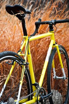 I'd buy this bike on the name alone!  All-City Macho Man Cyclocross Bike
