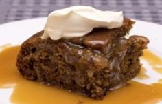 Sticky Date Pudding With Butterscotch Sauce Video Recipe