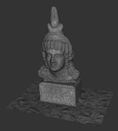#invasionidigitali #invasionidigitali3D #siciliainvasa2016 #invadicastelloursino ...invasione compiuta...ed ecco i primi modelli 3D realizzati!
