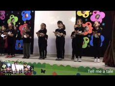 Okuma Bayramı Gösterisi - OKUMA SEVİNCİ - YouTube