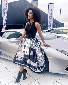 The gorgeous Nomzamo Mbatha Fall Family Photo Outfits, Family Photos, Bild Outfits, Summer Denim, Pink One Piece, Pop Culture Halloween Costume, Amai, Try On, My Guy