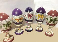 Фотографии Лилии Егоровой Rococo, Doilies, Easter Eggs, Snow Globes, Decoupage, Crafts, Brush Pen, Mariana, Decorations