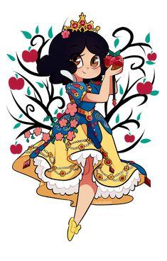 Aurora by Isosceless on DeviantArt Disney Princess Art, Disney Fan Art, Disney Love, Disney And Dreamworks, Disney Pixar, Disney Characters, Arte Disney, Disney Magic, Chibi