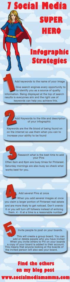 #Pinterest #infographic to make your #Social Media Marketing more effective See the other 2 strategies on my Blog  http://www.socialmediamamma.com