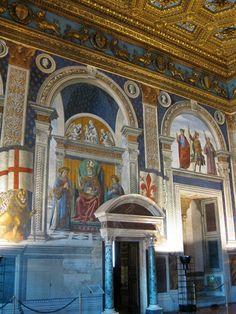 Firenze. Palazzo Vecchio, Firenze, province of Florence , Tuscany region Italy