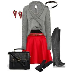 Untitled #78. Fall Outfit. Screamq.