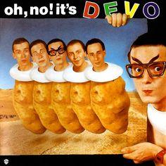 oh, no! it's DEVO - Devo