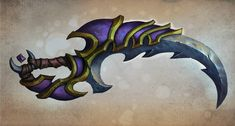 Weapons/Armors (Warlords of Draenor) - Polycount Forum