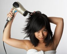 How to Give Your Fine Hair More Body! Love this article. She really knows the right tricks for thin/fine hair.