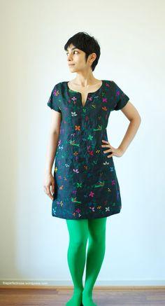 """Résultat de recherche d'images pour """"robe  en quatre morceaux"""""""