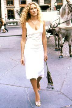Carrie Bradshaw, Sarah Jessica Parker, Sex and the City