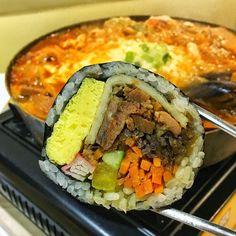 Charles Gimbap 炭火紫菜包飯 • Instagram 사진 및 동영상