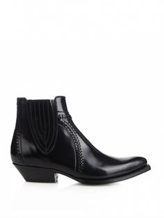 #TuesdayShoesday: Shop the Best Black Ankle Boots on Sale Right Now via @WhoWhatWear