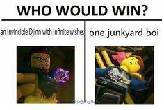 Junkyard boi
