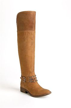 3daa2aca233 Steven by Steve Madden  Smoken  Over the Knee Boot Flat Boots