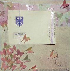 """""""Los archivos de mi vida"""" Página de scrapbooking realizada con productos CGS de la línea COMIENZOS. Tutorial en blog: http://carolinaghelfi.blogspot.com.ar/2013/06/club-cgs-junio-2013-los-archivos-de-mi.html"""