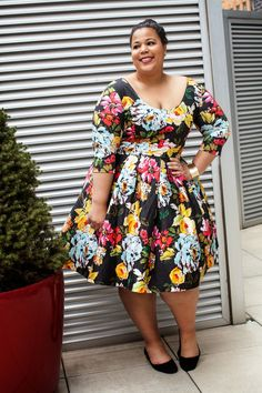 GarnerStyle | The Curvy Girl Guide: Flying the Friendly Skies