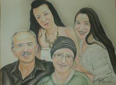 Kız kardeşimin ailesi. ...