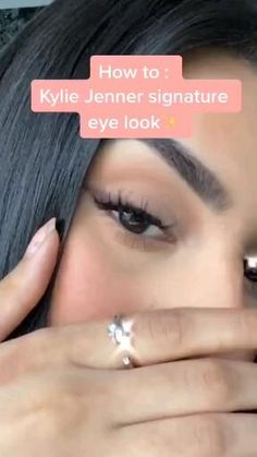 Makeup Goals, Makeup Inspo, Makeup Inspiration, Makeup Tips, Makeup Art, Makeup Ideas, Maquillage On Fleek, Maquillage Kylie Jenner, Kylie Jenner Eyes